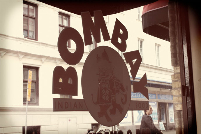 Bombay restaurant in Gothenburg