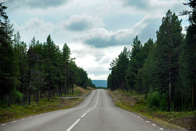 Tips for driving in Sweden