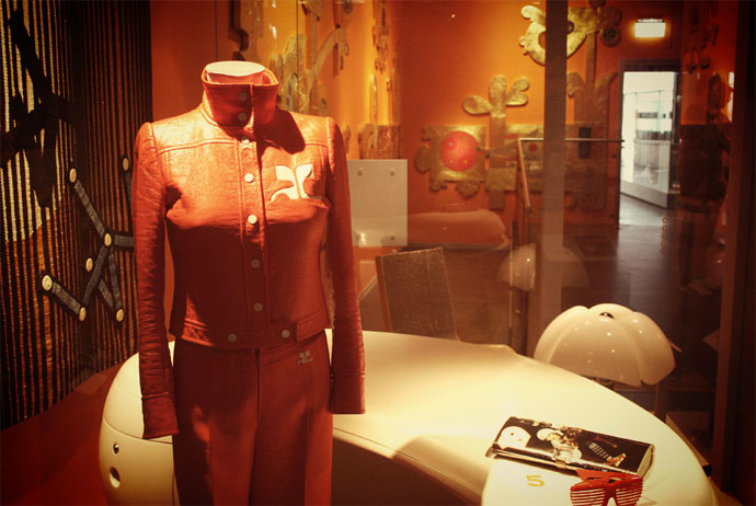 Clothing and design at the Rohsska Museum