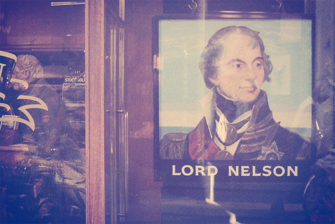 Lord Nelson hotel in Stockholm