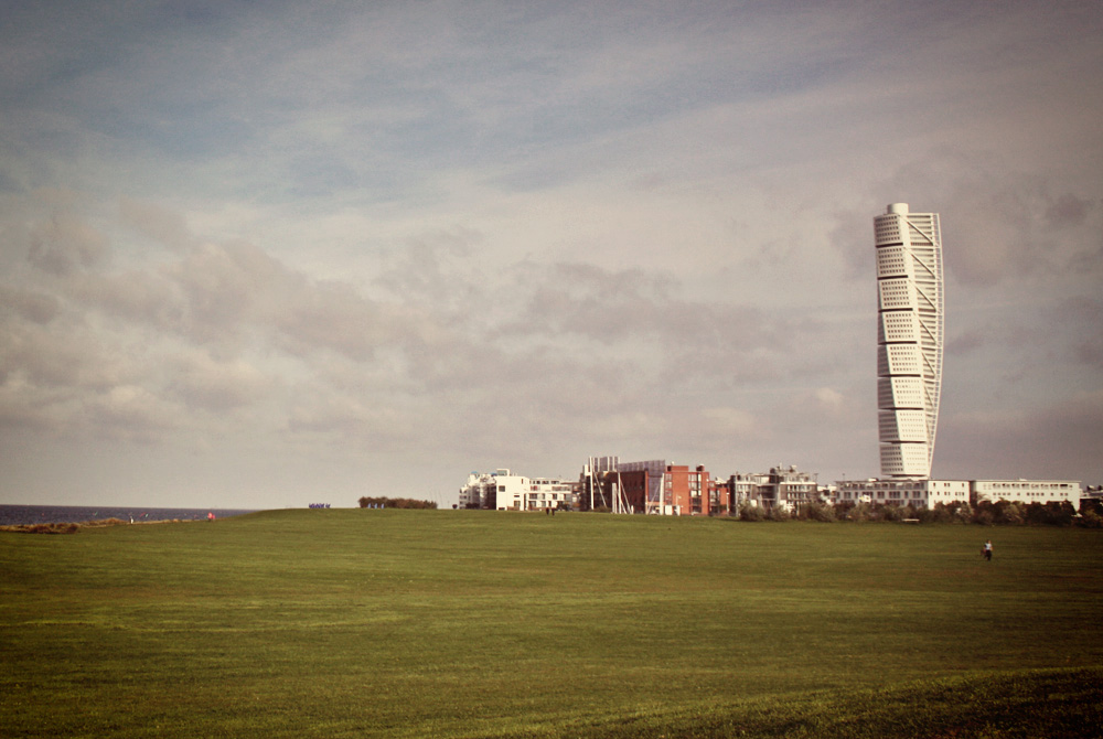 Travel guide to Malmö: Turning Torso