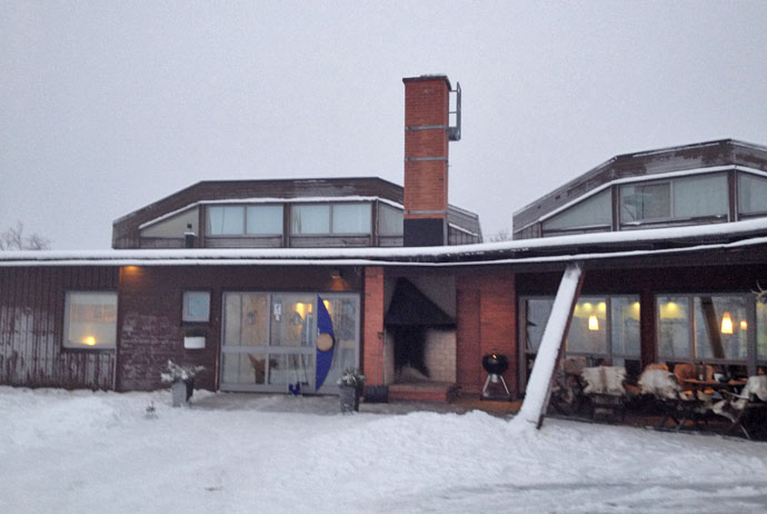 Máttaráhkká Northern Lights Lodge