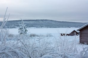 What to do near Kiruna in winter