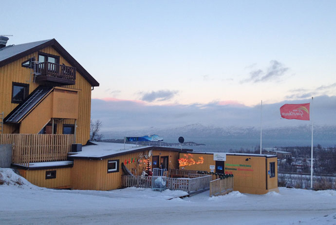 abisko travel guide routes north