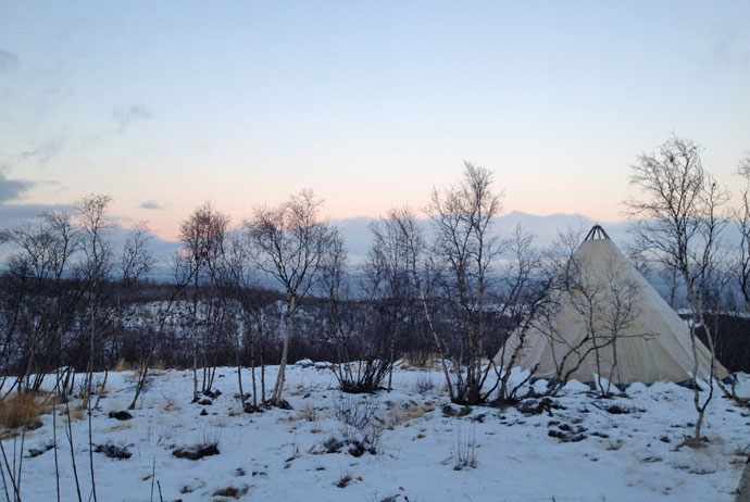 what to do in abisko routes north