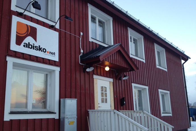 Hostel Haverskog in Abisko