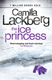Ice Princess book about Sweden