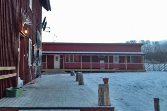 Winterday Hostel in Abisko