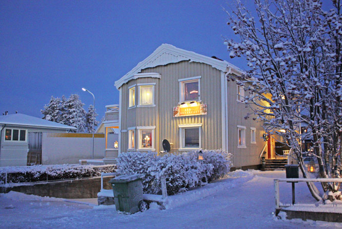 Gällivare Bed and Breakfast