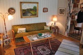 Apartment museum in Kortedala, Gothenburg