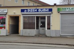 Bizen Sushi in Gothenburg