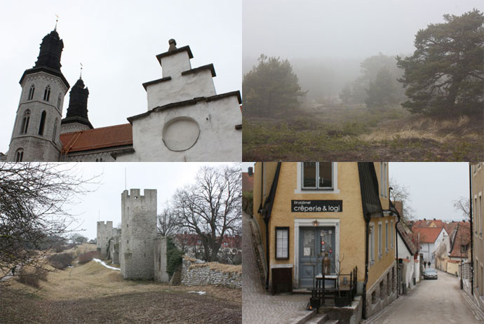 Gotland is a great place for couples