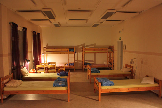 Piteå Hostel is a good cheap place to stay