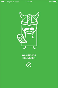 City Mapper is a handy app for Stockholm