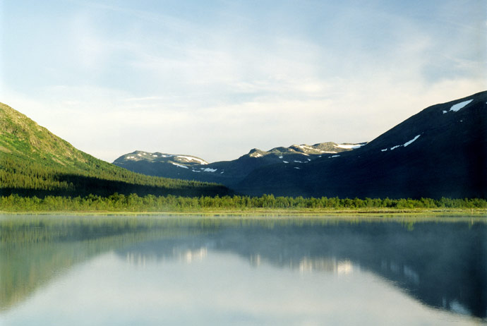 Arctic Sweden's ecosystems are fragile