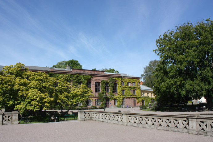 Lund University is free to look around