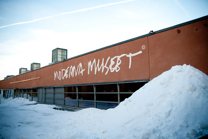 Moderna Museet is free to visit some days
