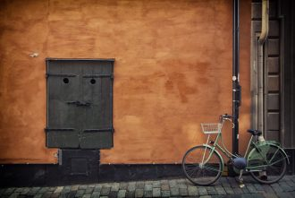 Gamla Stan is probably the prettiest part of Stockholm