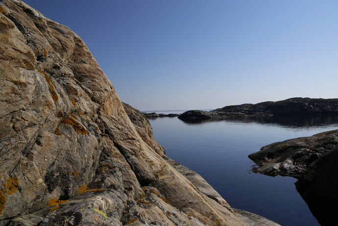 The 'Weather Islands' off Sweden's west coast