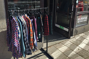 Humana Second Hand in Stockholm