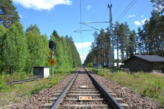 Interrailing in Sweden