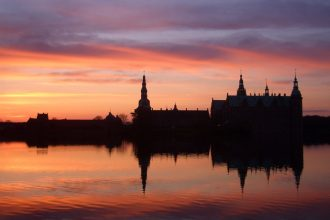 Hillerød Palace makes a nice day trip from Copenhagen