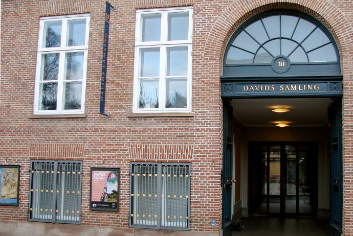 The David Collection is a free museum in Copenhagen