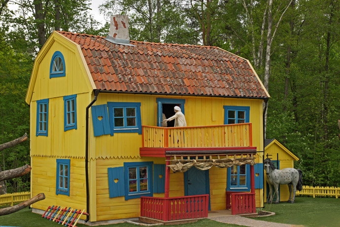 Astrid Lindgren's World in Sweden