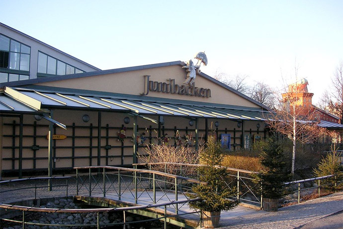 Junibacken in Stockholm
