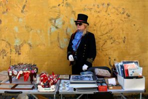 Flea markets in Copenhagen