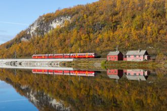 Scandinavia train pass