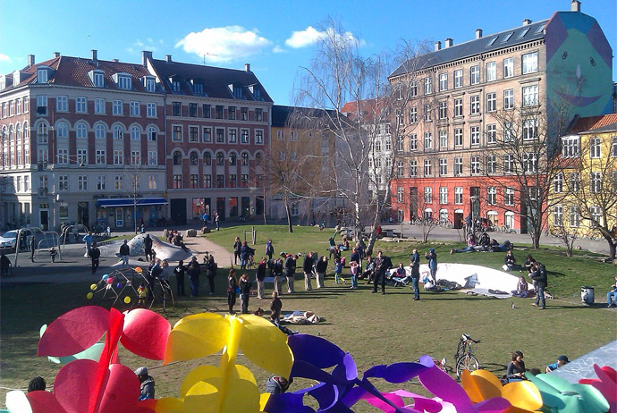 The Nørrebro Culture Festival in Copenhagen, 48 Hours