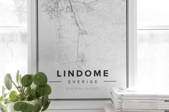 Making memories with maps, Scandi-style