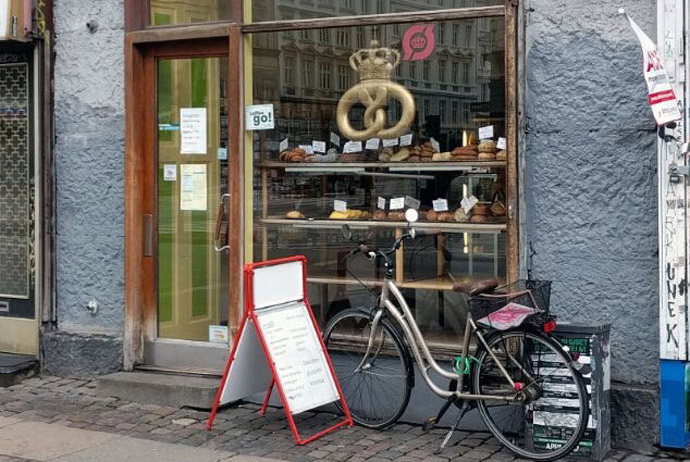 Naturbageriet in Copenhagen is a great place to eat Danish pastries