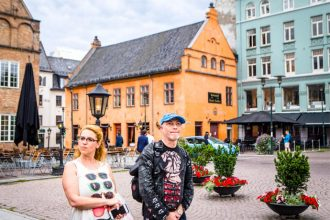 Oslo walking tour