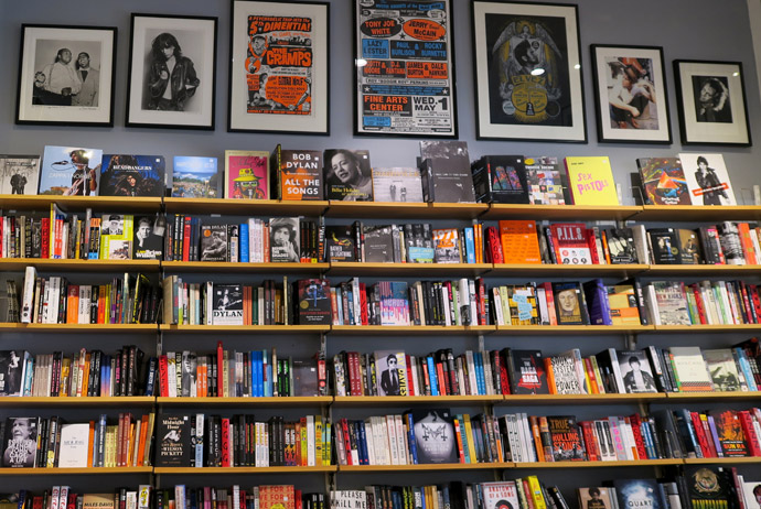 Tronsmo is one of Oslo's best bookshops