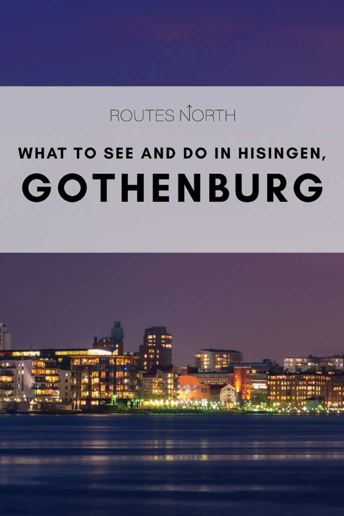 What to see and do in Hisingen, Gothenburg