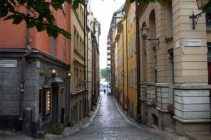 Private tour of Stockholm's old town
