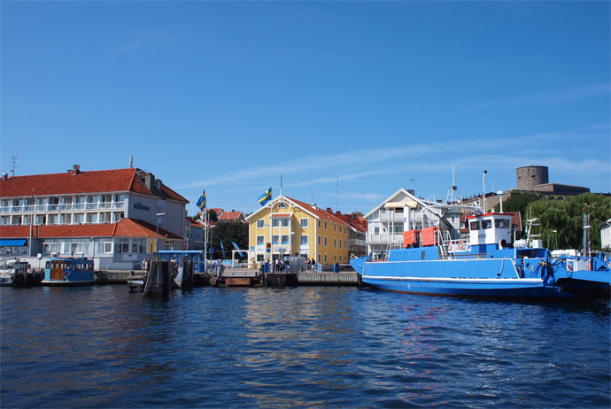 Marstrand, near Gothenburg