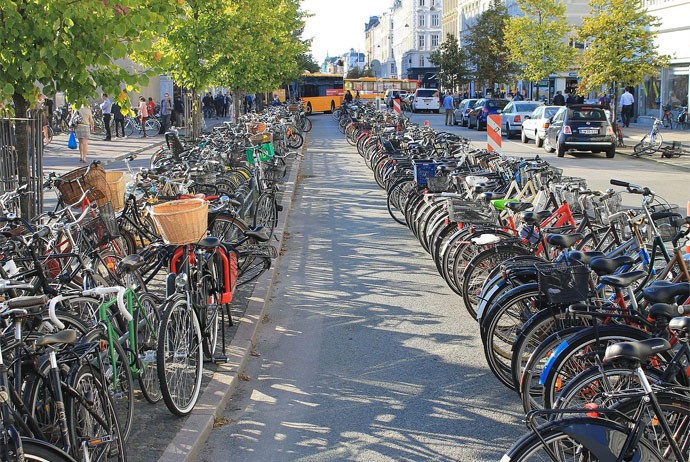 Private bike tour of Copenhagen - Routes North