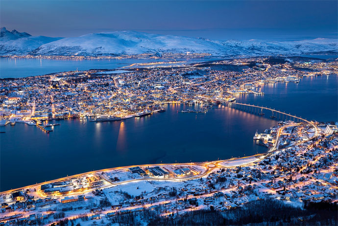 Tromso Is A Good Place To See The Northern Lights
