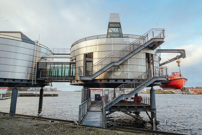 The oil museum in Stavanger is worth a visit