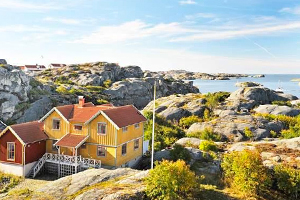 Rent a cottage in Sweden