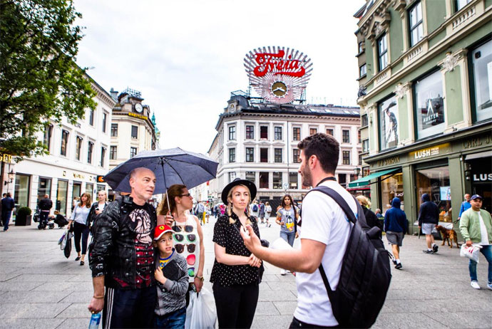 Want to see a different side to the Norwegian capital? Try this Hipster tour of Oslo!