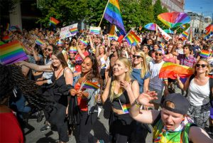 EuroPride 2018, Stockholm and Gothenburg @ Stockholm & Gothenburg