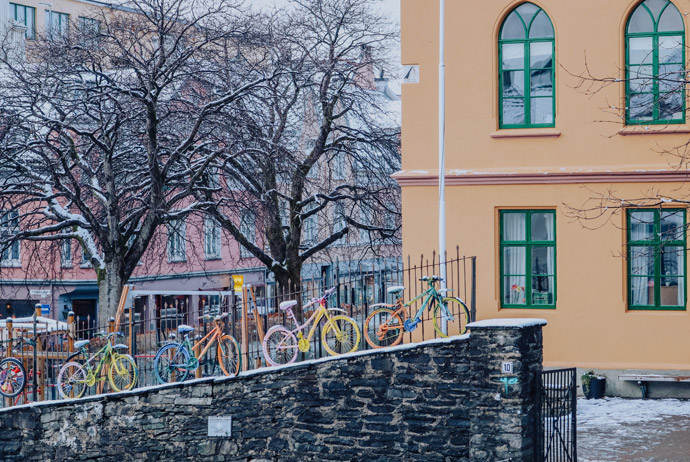 It's possible to see Bergen on a budget!