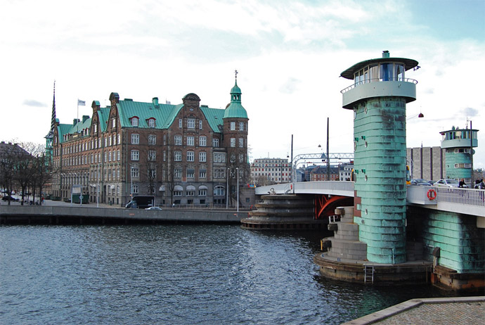 The cultural hub is one of the best places to get a good view of Copenhagen