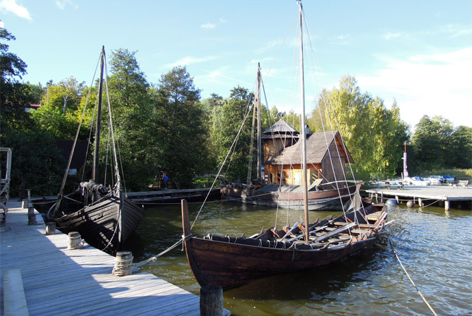 There's lots of Viking history to explore in Västerås