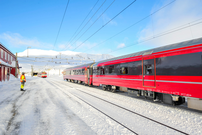 Interrail passes make it cheaper to get around Norway