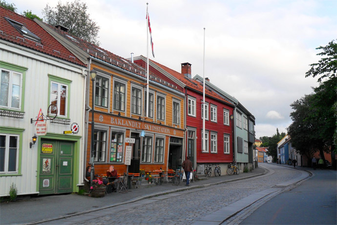 Scandinavia's most charming café is in Trondheim
